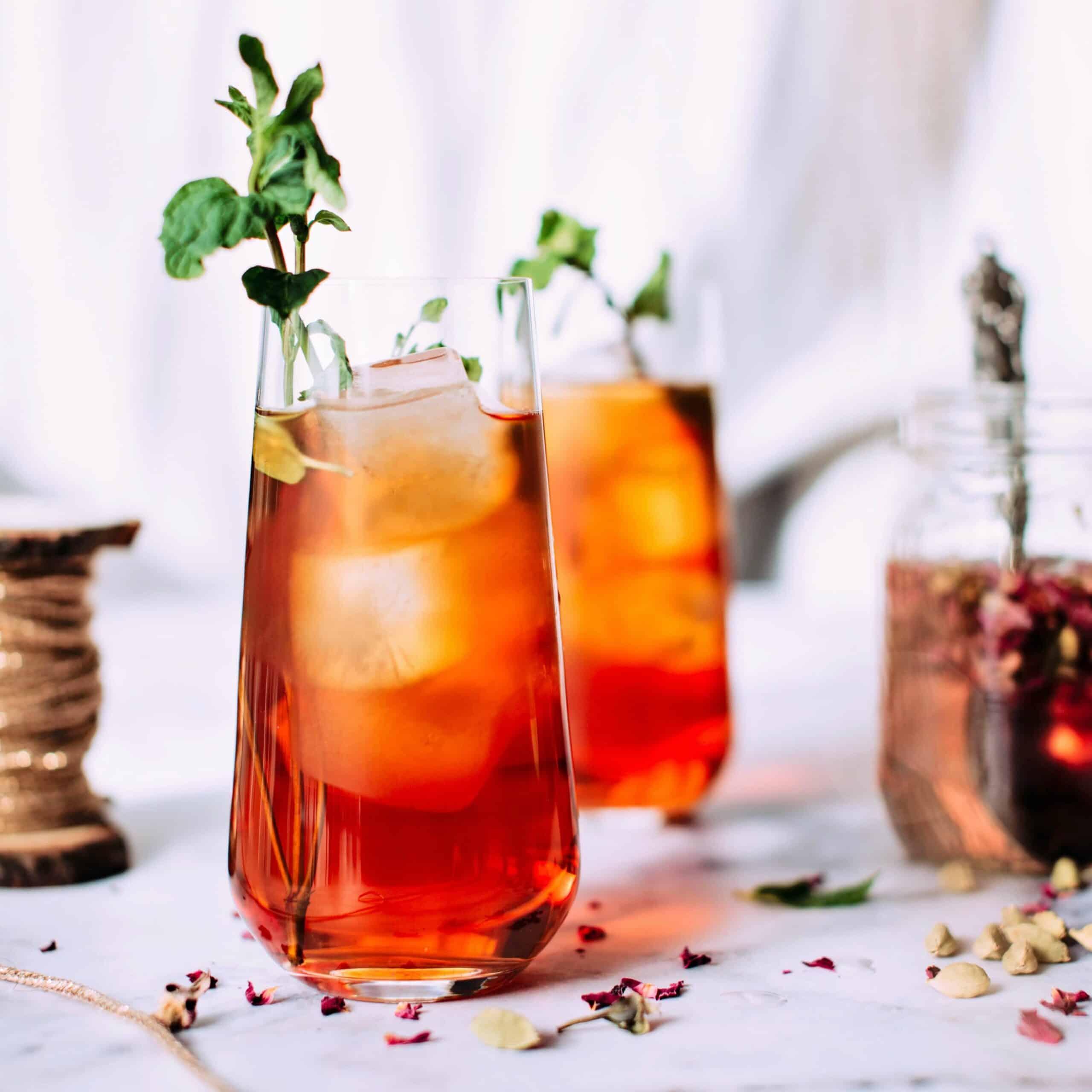 Quel thé choisir pour faire un thé glacé?